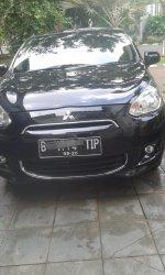 Bismillah ... Dijual Mitsubishi Mirage 1.2 Exceed 2014 Bagus & Terawat