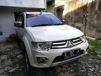 Jual Mitsubishi: Pajero Sport Dakar A/T 2014 Putih