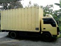 Jual Mitsubishi: Colt diesel box 120ps 2003