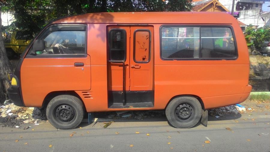 55 Gambar Mobil Angkot HD