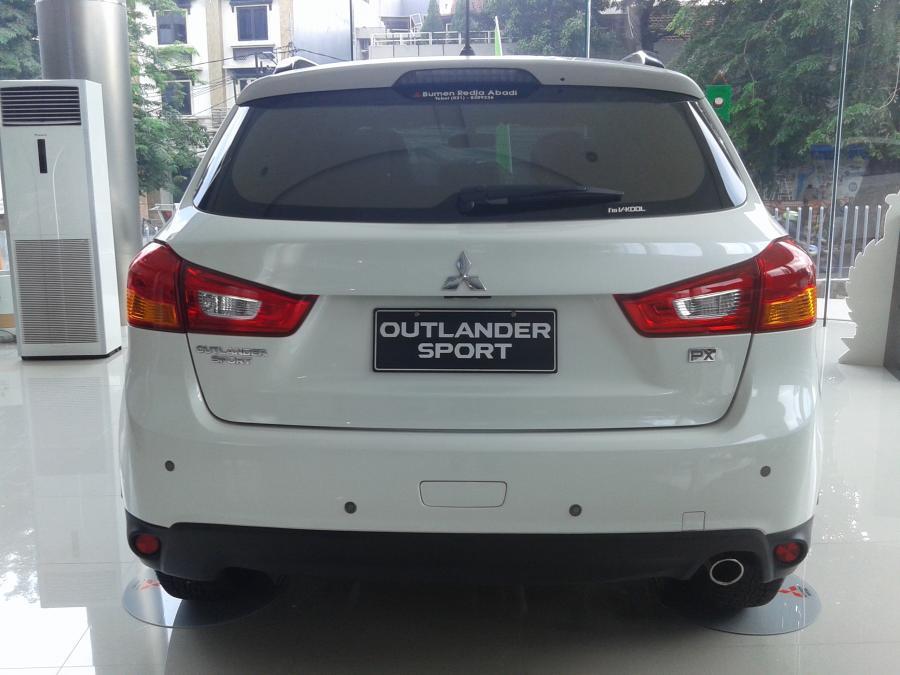 Mitsubishi New Outlander Sport PX 2.0L Promo Diskon Besar ...