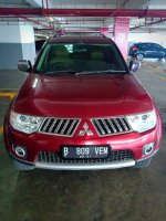 Mitsubishi Pajero Sport: DI JUAL BUTUH CEPAT PAJERO EXCEED AT 2011 RED  Read more at https://d