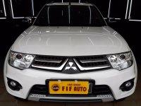 Mitsubishi Pajero Sport Exceed 2015 AT Putih