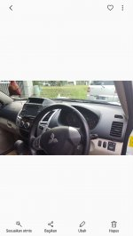 Mitsubishi: Dijual Pajero Sport Dakar 4X2  Diesel (Screenshot_20190623-122509.jpg)