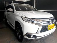 Jual Mitsubishi Pajero Sport 2.5 All New Dakar 2016 AT Putih