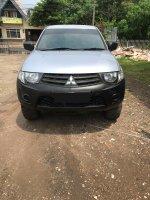 Jual Mitsubishi Strada TRITON GLX Double Cabin Gardan 4x4 Thn 2014/15 BGPlg
