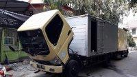 Jual Mitsubishi Colt Diesel Dobel 6 Ban FE 73 2013 Box Canter 110 Ps