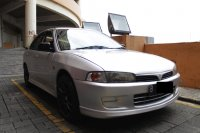 Jual Mitsubishi Lancer 1.6 GLXi CK4 manual 2001 tangan 1 original