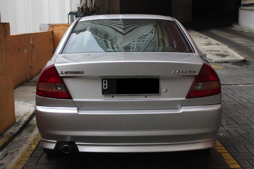 Mitsubishi Lancer 1.6 GLXi CK4 manual 2001 tangan 1 ...