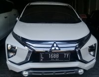 Jual Mitsubishi: Xpander ultimate 2018 AT Km 27 rb Asli