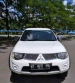 Jual Mitsubishi Strada triton gls 2012 MT