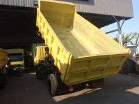Jual Colt FE: Mitsubishi Colt diesel dump truck SHD Tahun 2011