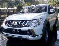 Jual Mitsubishi: All New Strada TRITON 2015/2016 Manual