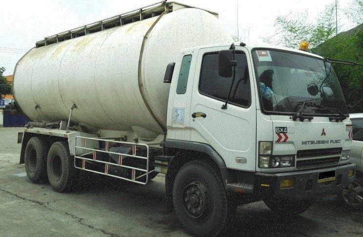 Truck Bulk Mitsubishi Fuso FN627 250PS - MobilBekas.com