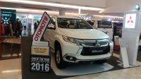 Pajero Sport: Mitsubishi Pajero Exceed Big Sale 2017