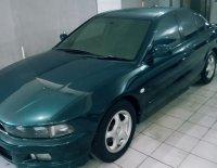 Jual Mitsubishi Galant 2001 green
