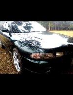 Mitsubishi: Jual Mitshubishi Galant V6 matic th 95