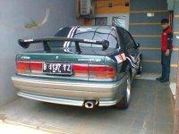 Jual Mitsubishi Eterna Automatic 1992