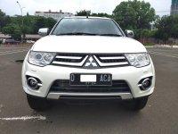 Jual Mitsubishi Pajero Sport: PAJERO DAKKAR 4X2 AT PUTIH 2014