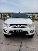 Jual Mitsubishi: Mitsubitshi pajero sport dakar matic 2015 putih