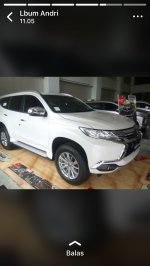 Jual Mitsubishi: Pajero sport dp 50 jt an