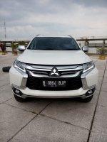 Jual Mitsubishi Pajero Sport: Mitsuhitshi all new pajero dakar 2.4 mivel diesel matic 2016 putih