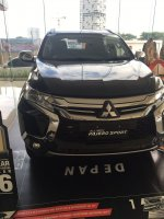 Mitsubishi Pajero Sport: DI JUAL PAJERO EXCEED 100% GRESS
