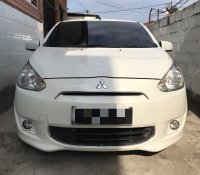 Jual Mitsubishi: Mirage Exceed AT Putih 2014