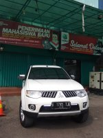 Jual Mitsubishi Pajero Exceed 2.5 cc Matic SRS DOUBLE AIRBAG Tahun 2012