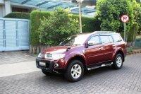 Jual Mitsubishi: pajero dakkar 4x4 2012 istimewa mulus