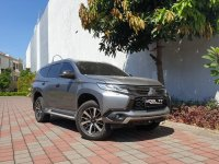 Jual Pajero Sport: Mitsubishi pajero dakar 4x2 tahun 2017