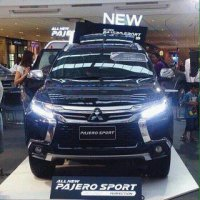 Jual Mitsubishi Outlander Sport: Pajero Dakkar 4x2 8AT Ready Stock 2017