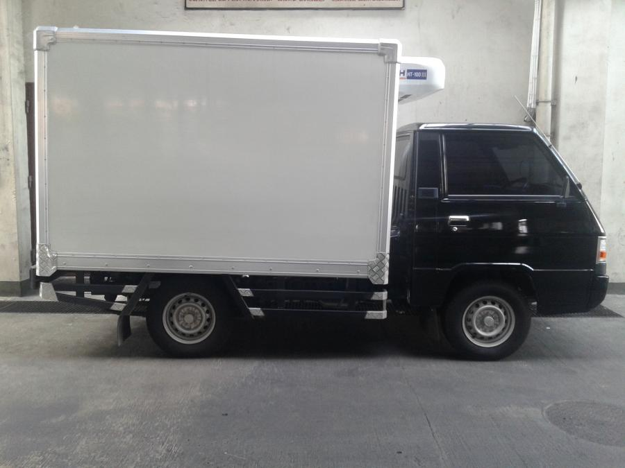 Colt L300 MITSUBISHI PICK UP PROMO DP MURAH Mitsubishi Box Samping