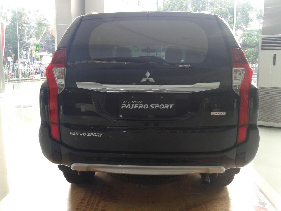 PROMO Mitsubishi ALL NEW PAJERO SPORT DAKAR 4x2 A/T 2017 ...