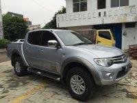 Jual Mitsubishi Strada Triton Exceed 2014