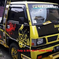 Jual Mobil Pick up L300 Mitsubishi 2016 Barang Istimewa Fuul AC Audio