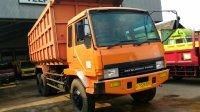 Jual Mitsubishi Fuso 220 PS Dump Truck FN 527 6x4 Tahun 2012