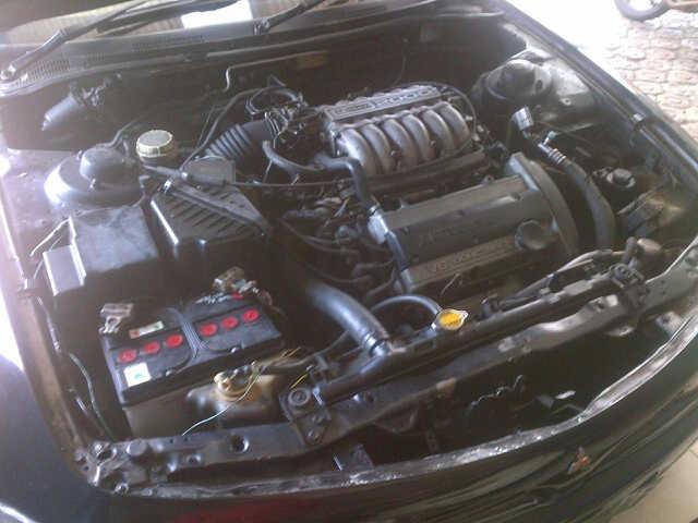 jual cepat/BU mitsubushi galant V6 at 2000cc 94 ...
