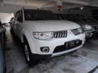 Mitsubishi: jual mobil pajero exceed 2012 diesel matic
