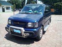 Jual Mitsubishi Kuda GLX Biru Tahun 2000