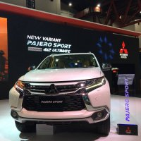 Jual Mitsubishi: All New Pajero Sport Dakar Ultimate 4X2 AT Ready Stok