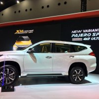 Mitsubishi: All New Pajero Sport Dakar Ultimate 4X2 AT Ready Stok (anps ultimate samping kanan.jpg)