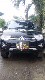 Mitsubishi: Dijual Pajero Sport Dakar Hitam A/t 2014