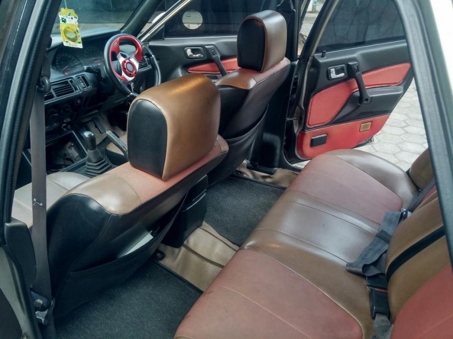 Mitsubishi ETERNA GTI DOHC 16v 2000cc Manual 1991 injeksi ...