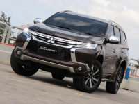 Jual MITSUBISHI PAJERO SPORT DAKAR 4X2 AT 8 SPEED FULL AKSESORIS