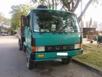 Jual Mitsubishi Fuso: Truck Lorry Crane Siap Pakai Dokumen Lengkap