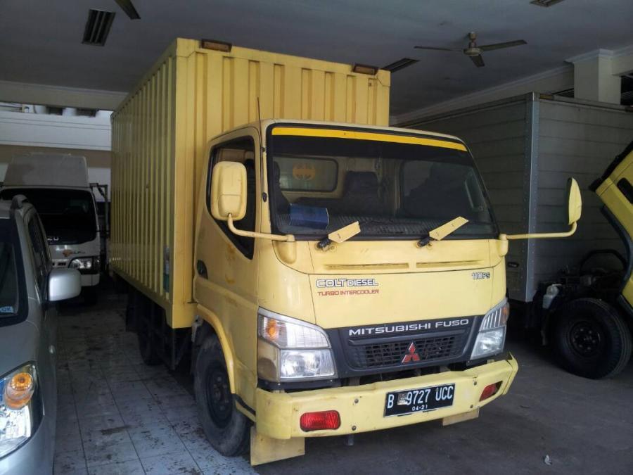 Mitsubishi Colt Diesel Engkel Box 4 Ban Tahun 2011 Mobilbekas Com