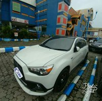 Mitsubishi Outlander Sport: Jual / Oper Kredit Outlander PX LTD 2012 White (PhotoGrid_1498564427243.jpg)