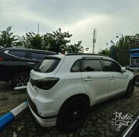 Mitsubishi Outlander Sport: Jual / Oper Kredit Outlander PX LTD 2012 White (PhotoGrid_1498563864729.jpg)