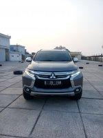 Jual Mitsubishi: Mitsubitshi pajero sport dakar diesel 2016 matic grey Tgn 1 dari baru